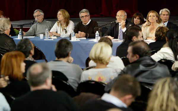 La municipalité dialogue avec les commerçants