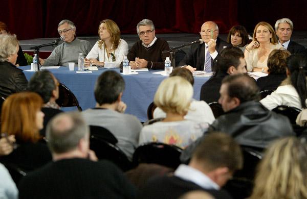 Image 1 - La municipalité dialogue avec les commerçants