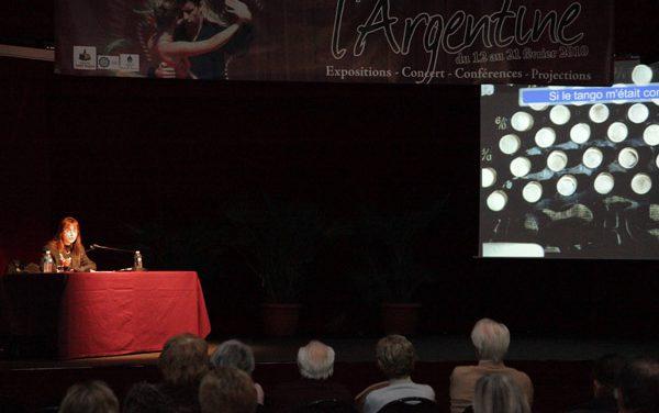 Rendez-vous culturel avec l'Argentine : conférence de Solange Bazely