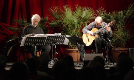 Rendez-vous culturel avec l'Argentine : duo Juan José Mosalini – Léonardo Sanchez