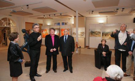 Exposition Vieceli : l'art contemporain à la salle Jean-Despas