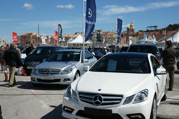 Image 1 - Salon de l'auto : des nouveaux modèles très appréciés