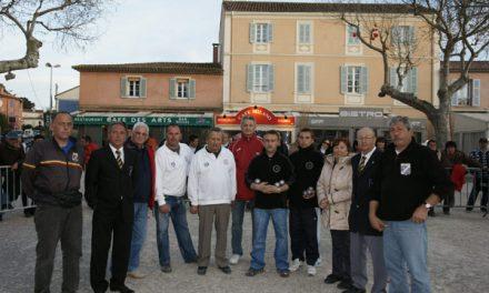 Pétanque : le championnat du Var à Saint-Tropez