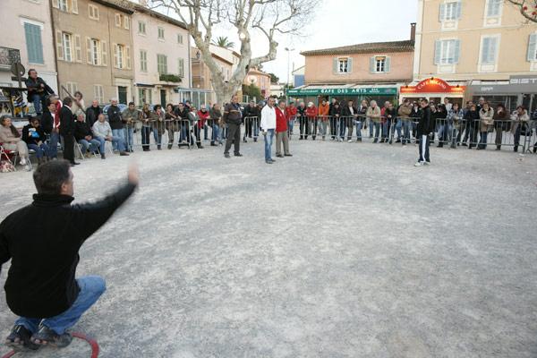Image 1 - Pétanque : le championnat du Var à Saint-Tropez