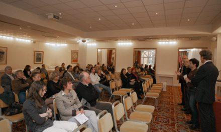 Conférence et marché pour le week-end du Développement durable