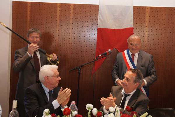 Image 1 - Jean-François Bausset, 452e Capitaine de ville