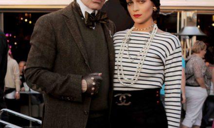 Chanel : Karl Lagerfeld tourne à Saint-Tropez