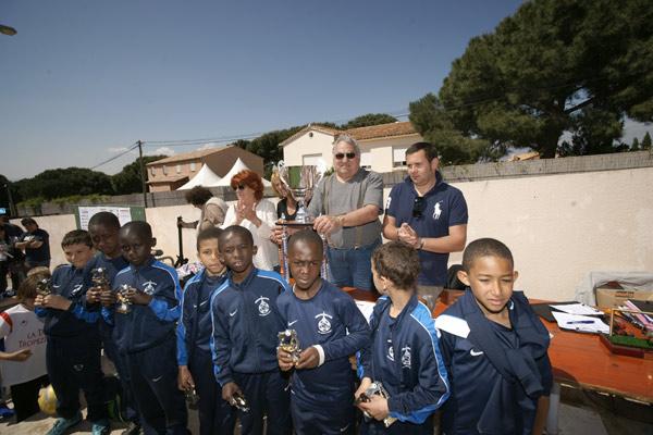 Image 1 - Tournoi Marcel-Aubour : la fête du football à Saint-Tropez