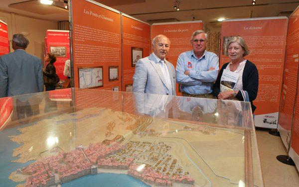«Les ports de Saint-Tropez», exposition du Patrimoine tropézien à la salle Jean-Despas