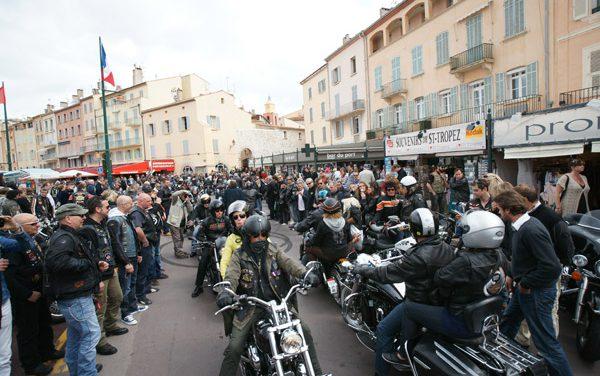 Euro Festival Harley 2010 : une déferlante mécanique