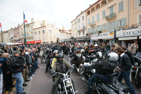 Euro Festival Harley : une déferlante mécanique