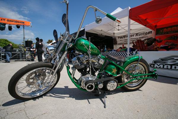 Image 1 - Euro Festival Harley : une déferlante mécanique