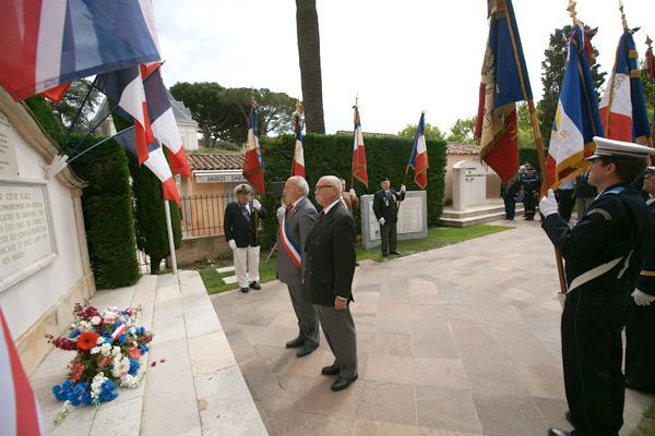Commémoration du 8 mai 1945 : Jean-Pierre Tuveri en appelle à l'unité européenne