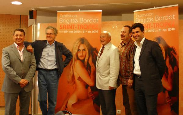 Image 1 - Brigitte Bardot  à Saint-Tropez : l'exposition dévoilée