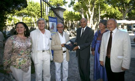 Husson-Dumoutier expose l'âme de la Méditerranée