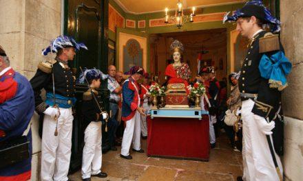 Bravades des Espagnols : fidèles  à la tradition