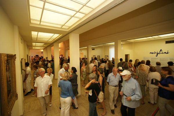 Image 1 - Modigliani à l'Annonciade : une exposition exceptionnelle