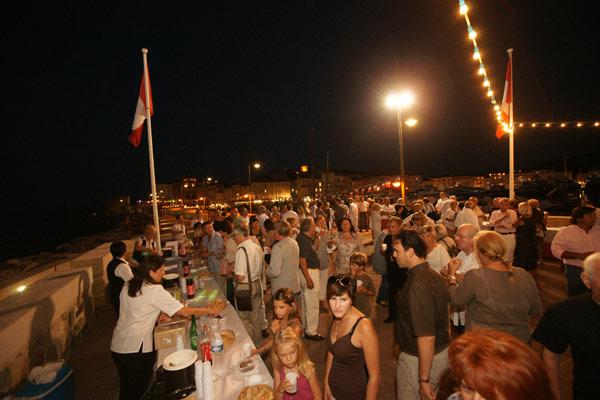 Image 1 - Travaux : le môle Jean-Réveille et sa promenade inaugurés