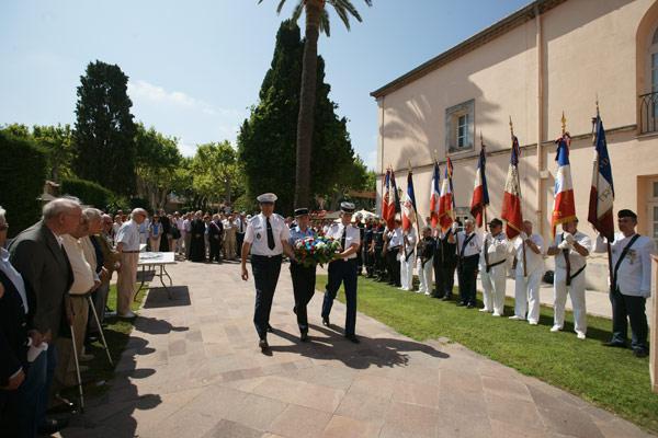 Image 1 - 14 juillet : cérémonie patriotique, lampions et feu d'artifice