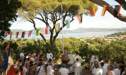 Quand Saint-Tropez honore Sainte-Anne …