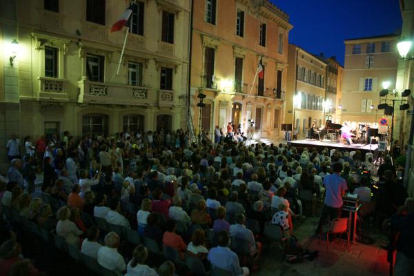 «Noche tango» en clôture de l'année de l'Argentine à Saint-Tropez