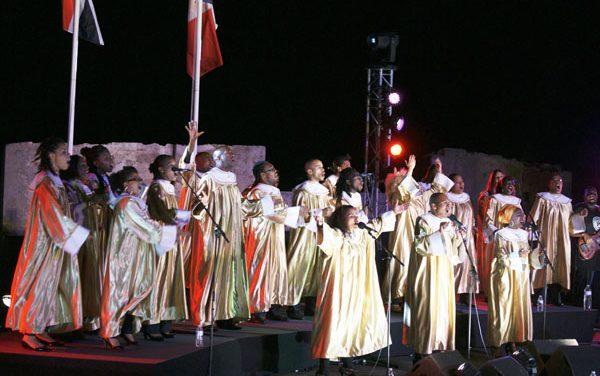 15 août : rappel historique et gospel à la citadelle