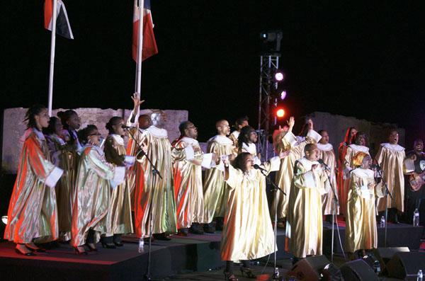 Image 1 - 15 août : rappel historique et gospel à la citadelle