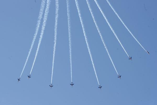 Image 1 - 15 août : un époustouflant meeting aérien !