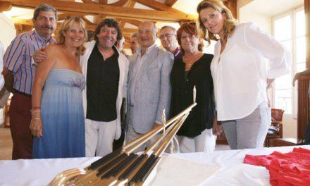 « My way » : le don de Pierre Margara à la commune