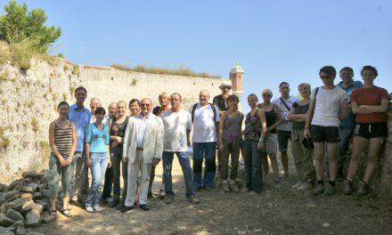 Citadelle : coup d'envoi d'un nouveau chantier de bénévoles