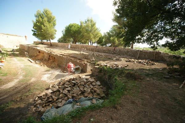Image 1 - Citadelle : l'Apare entame son second chantier