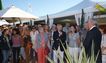 Top départ pour les Voiles de Saint-Tropez 2010