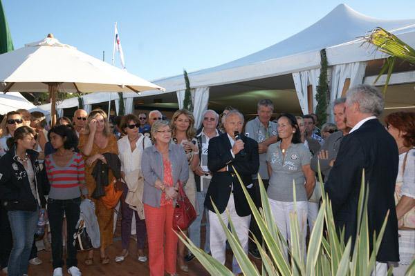 Image 1 - Top départ pour les Voiles de Saint-Tropez