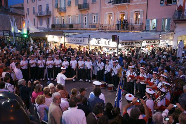 Image 1 - Les Voiles de Saint-Tropez : rétrospective en images