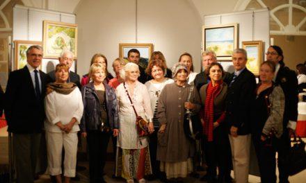 18 artistes exposent au salon d'art et d'essai