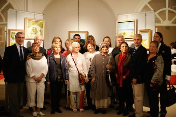 18 artistes exposent au salon d'art et d'essai 2010