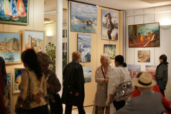 Image 1 - 18 artistes exposent au salon d'art et d'essai