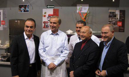 Jean-Pierre Tuveri primé au Concours de cuisine des maires à Mandelieu-La Napoule