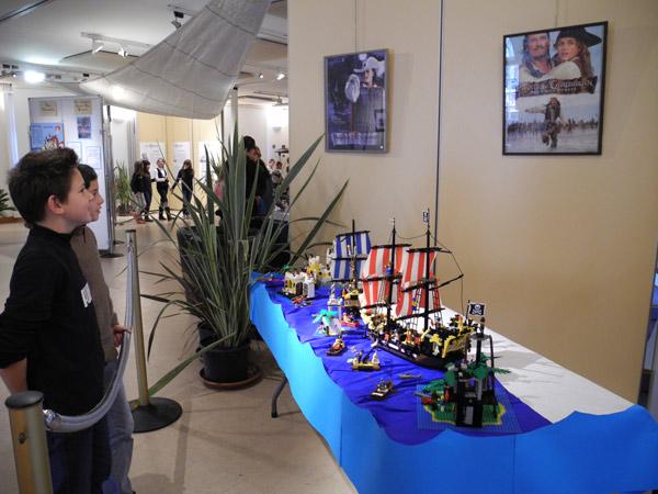 Image 1 - «A l'abordage», une belle exposition salle Jean-Despas