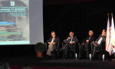La mémoire au cœur des 1ères Rencontres historiques de Saint-Tropez