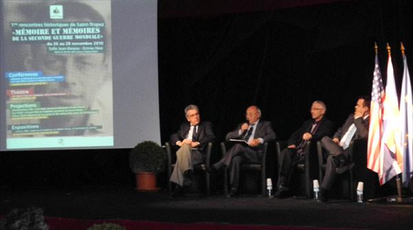 Image 1 - La mémoire au cœur des 1ères Rencontres historiques de Saint-Tropez