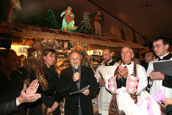 Image 1 - La magie du village de Noël à l'espace Rendez-vous des Lices