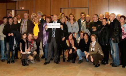 50 000 euros pour le Téléthon 2010 !