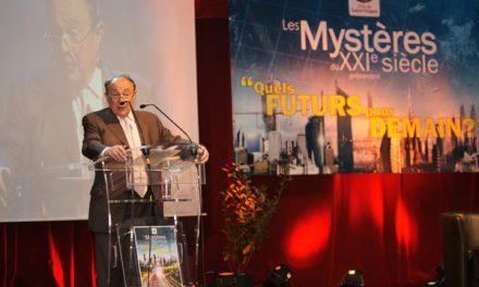 Michel Rocard, invité vedette des Mystères du XXIè siècle