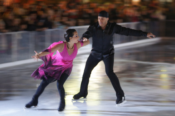 Image 1 - Les rêves de glace de Sarah Abitbol et Stéphane Bernadis
