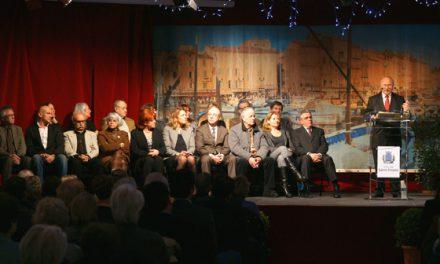 Vœux du Maire à la population : «continuer à préparer ensemble le Saint-Tropez de demain»