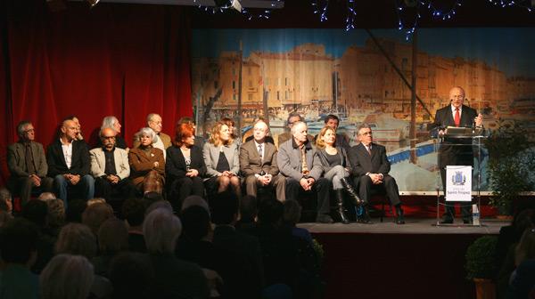 Vœux 2011 du Maire à la population : «continuer à préparer ensemble le Saint-Tropez de demain»