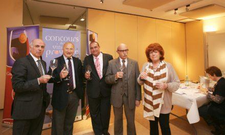 Les meilleurs vins de Provence en compétition à Saint-Tropez