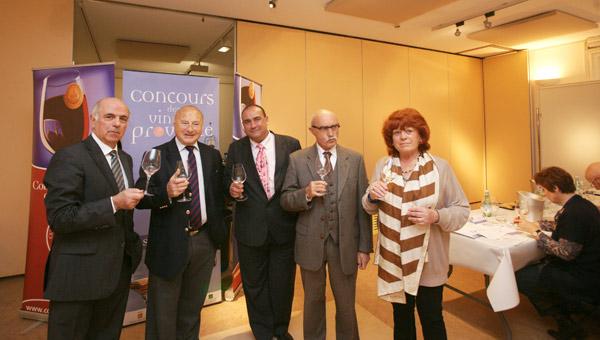Image 1 - Les meilleurs vins de Provence en compétition à Saint-Tropez
