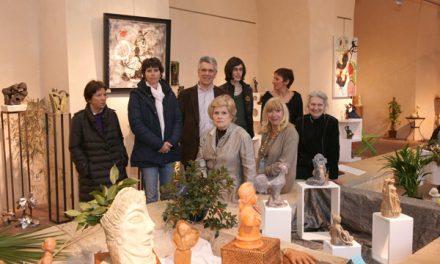 « Terre et création » : 10 artistes exposent au Lavoir-Vasserot